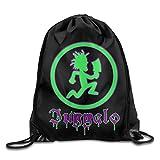 Drawstring Tote Backpack Bag Juggalo Hatchet Man