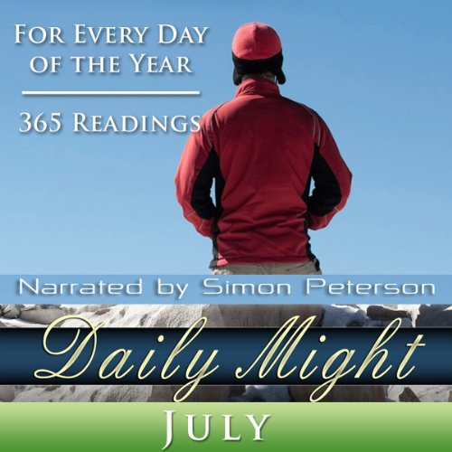 Daily Might: July audiobook cover art