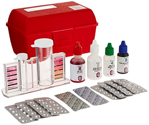 Pentair R151246 78DPD All-in-One DPD Test Kit
