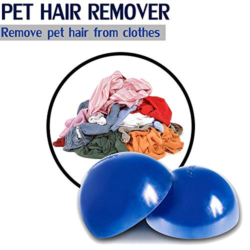 Pet Hair Remover Clothes Clean Reusable Lint Remover for Laundry, Couch, Furniture, Dryer, Pet Hair Cleaning Accessories