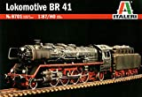 Italeri 8701 - Lokomotive Br41 Ho/1:87 modellismo treni Model Kit Scala 1:87
