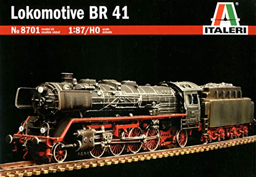 Italeri 8701 - Lokomotive Br41 Ho/1:87 modellismo treni Model Kit Scala 1:87