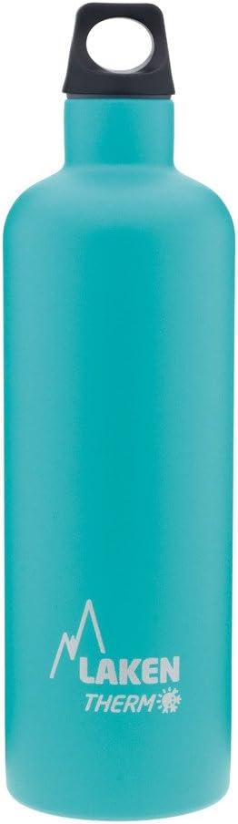 350 500 y 750 ml. Laken Futura Botella T/érmica de Acero Inoxidable 18//8 y Aislamiento de Vac/ío con Doble Pared