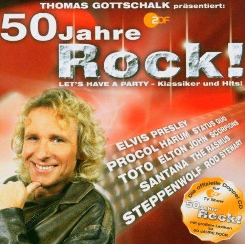 50 Jahre Rock - Thomas Gottschalk präsentiert ...