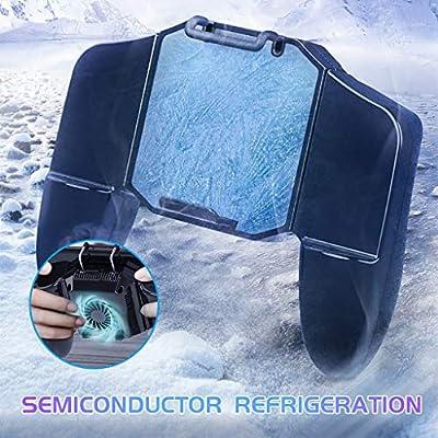 BOLUOYI Cell Phone Cooler Game Controller, Game...