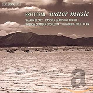 Brett Dean : Water Music