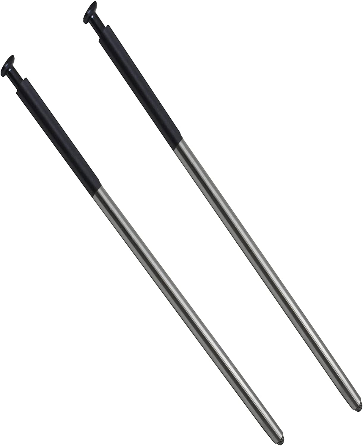 2 Pack Dallas Mall Light Black Touch Pen Mot for 2021 Replacement Stylus High order