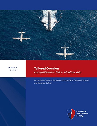 Tailored Coercion: Competition and Risk in Maritime Asia (English Edition)