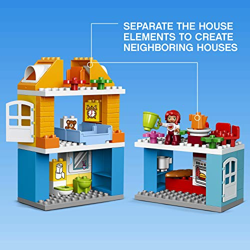 LEGO Duplo La Maison Familiale 10835 Jouet pour Enfants de 3 ans et Plus - 5