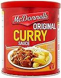 McDonnells Original Curry Sauc...