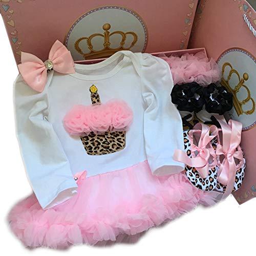 JUNBABY Boîte-Cadeau pour Bébé, Cas Actuel De Robe pour BéBé, Bébé De Style Mignon-E-L