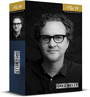 WAVES Greg Wells Signature Series バンドル ウェーブス