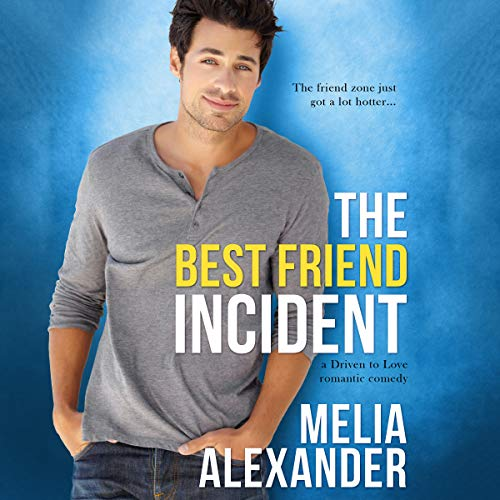 The Best Friend Incident audiobook cover art