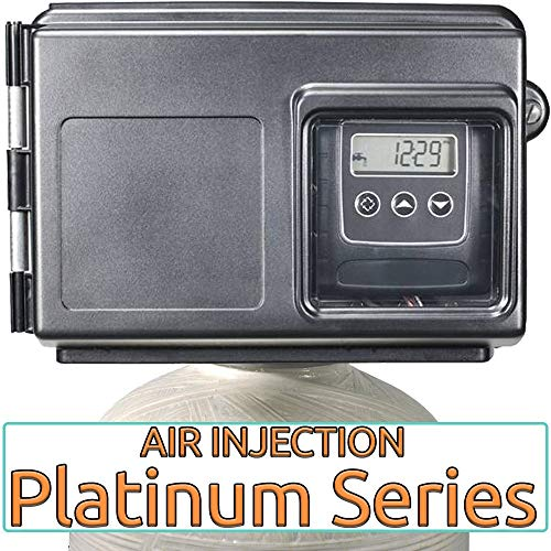 Air Injection Platinum 15 with Fleck 2510SXT and 1