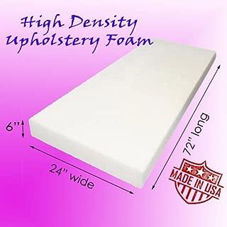 AK-Trading Upholstery Foam Cushion - High Density 6