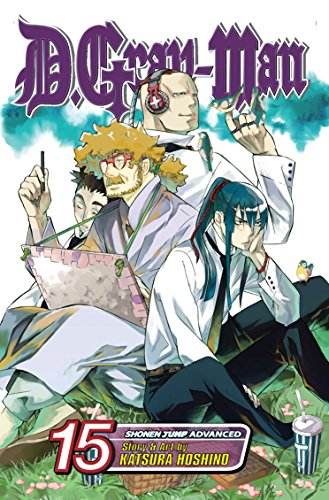 D GRAY MAN GN VOL 15 (C: 1-0-1)