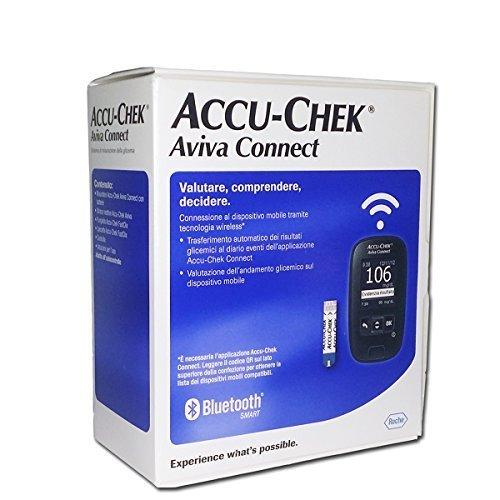 Roche Diabetes Care Italy Accu-Chek Aviva Connect Kit...