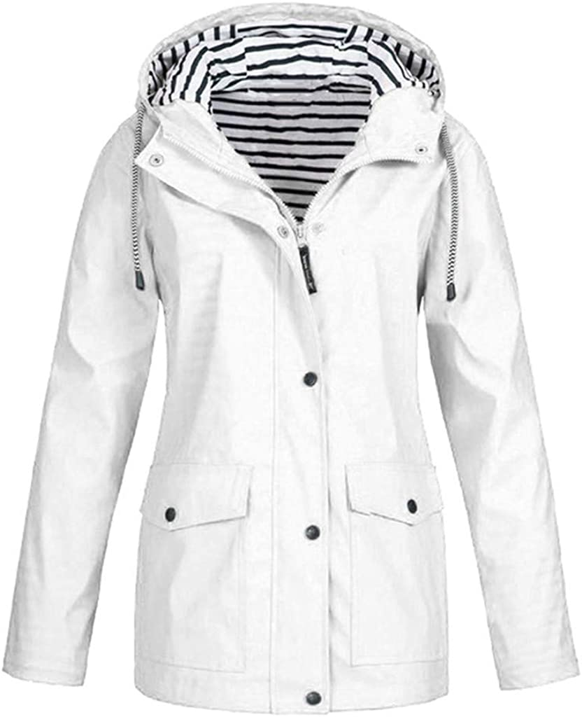 TOPUNDER Hooded Jacket for New Shipping Free Shipping Fashion Coat Outw Colorado Springs Mall Womens Dyeing Print