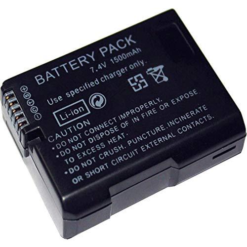 Grehod Batería de 7,4 V 1500 mAh EN-EL14 EN-EL14a ENEL14, Adecuada para Nikon P7800 P7700 D3400 D5500 D5300 D5200 D3300 D5100