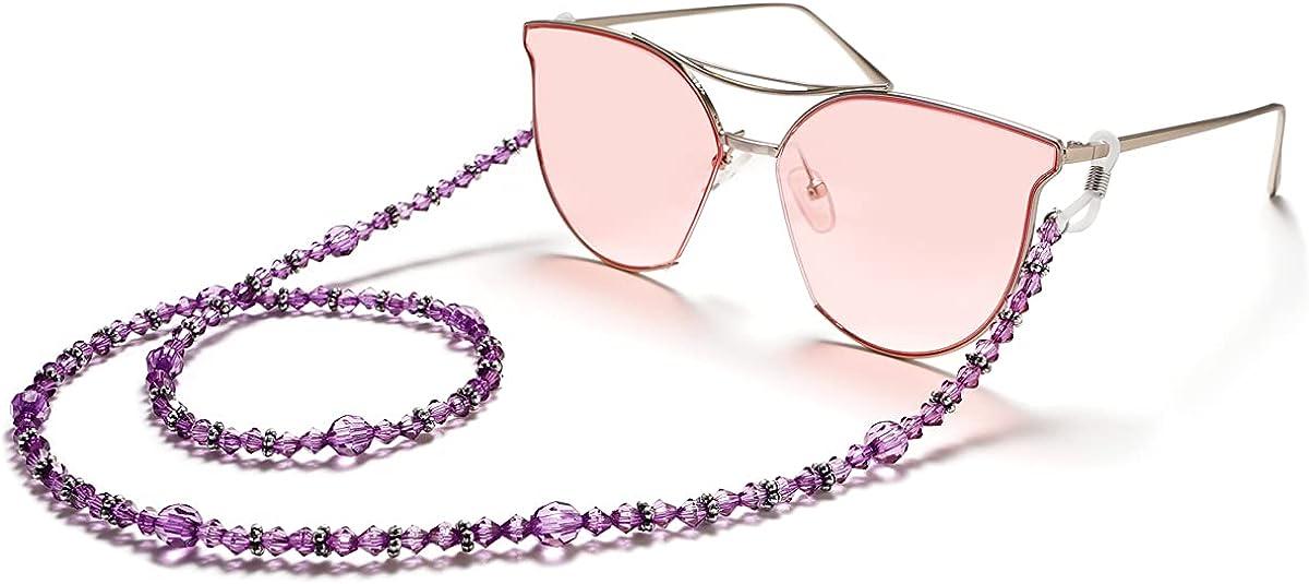 Eyeglass Chains Under blast sales for Women Fashion sunglass New product! New type chain Reta Eyewear