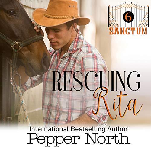 Rescuing Rita Audiobook By Pepper North cover art