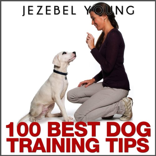 100 Dog Training Tips audiobook cover art