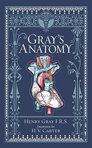 Gray's Anatomy Classic Book