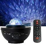 LED Sternenlicht Projektor Ozeanwellen Projektor Mit Fernbedienung/Baby Sterne Lampe Mit...