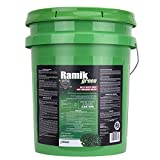 Neogen 116300 Ramik Green Fish Flavored Weather Resistant Rodenticide Bait Nuggets, 20-Pound Bucket