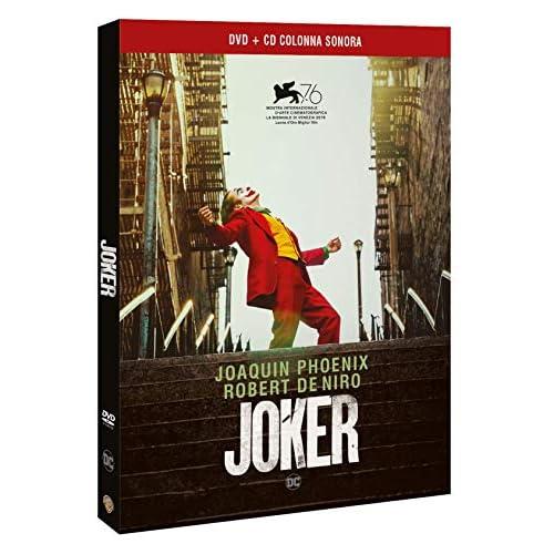 Joker Con Cd Soundtrack (Dv+Cd)