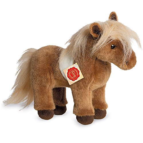 "Teddy Hermann 902584"" Shetlandpony Soft Toy, 25 cm"