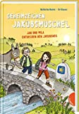 Geheimzeichen Jakobsmuschel: Jan und Mila entdecken den Jakobsweg | Spannendes Kinder-Sachbuch über den berühmtesten Pilgerweg der Welt, für Kinder ab 7 Jahren
