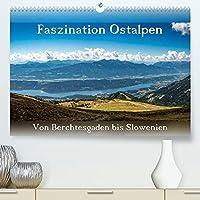Faszination Ostalpen - von Berchtesgaden bis Slowenien (Premium, hochwertiger DIN A2 Wandkalender 2022, Kunstdruck in Hochglanz): Ein kleiner Einblick in die schoensten Ansichten der Ostalpen (Monatskalender, 14 Seiten )