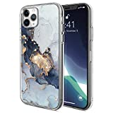 Marble Bling Glitter Case for iPhone 11 Pro Max - Clear