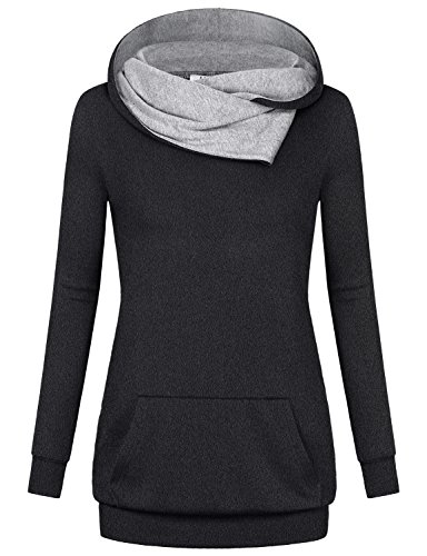 Tunic-Style Hoodie (for Women)