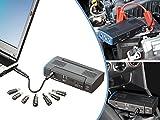 Batterie dappoint 5 en 1 (12A) avec fonction démarreur de secours pour voiture [Revolt]