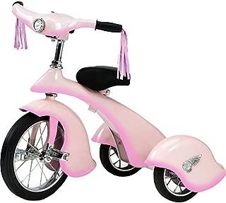 Morgan Cycle Pink Fairy Retro Tricycle