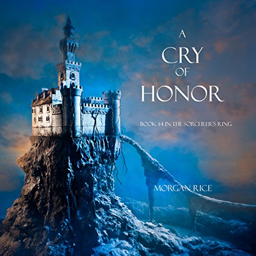 A Cry of Honor audiobook cover art