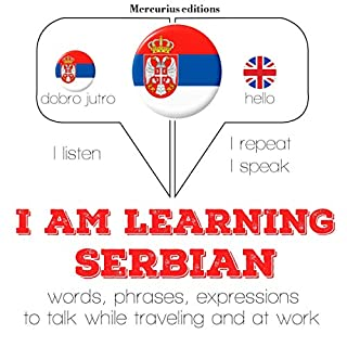 I am learning Serbian cover art