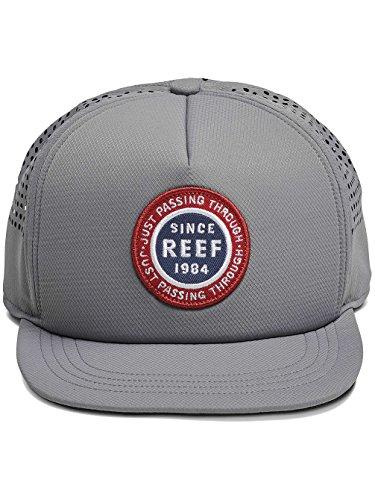 Reef_Apparel Reef Trek Hat Gorra de béisbol, Gris (Grey Gre), Talla única para Hombre