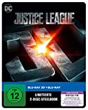 Justice League als Steelbook (Limited Edition exklusiv bei Amazon.de) [3D Blu-ray]