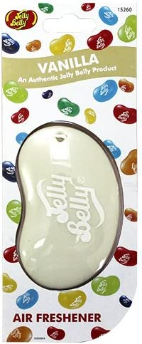Jelly Belly 15 3d Air Freshener Auto