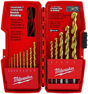 Milwaukee 48-89-0011 14 Piece Titanium Drill Bit Set