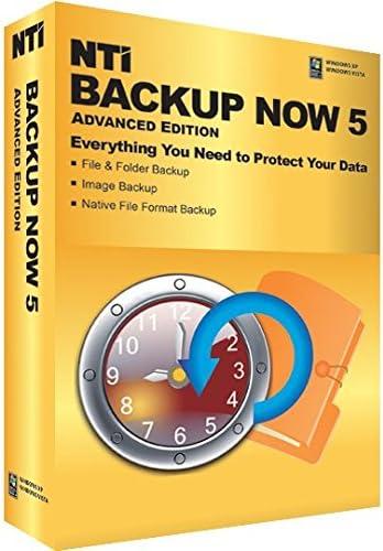 New York Mall NTI Finally resale start Backup Now Edition Advance 5.5