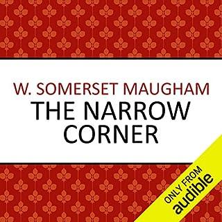 The Narrow Corner audiobook cover art