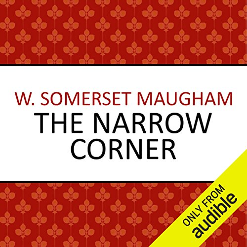 The Narrow Corner audiobook cover art