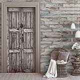 KINLO Carta da Parati Mattoni 0.6* 5M effetto mattone/pietra PVC Impermeabile Adesivo da parete,autoadesive rinnovato mobili/Bagno/Parete/Cucina Parete posteriore(1 Rotolo)