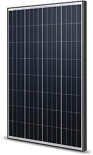 Renogy 100 Watt 12 Volt Monocrystalline Solar Panel -- Black Frame Sleek New Design