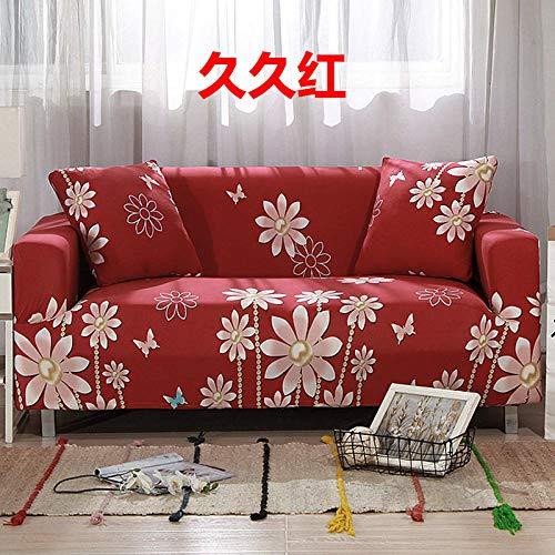 AWDX, bankovertrek, elastisch, antislip, bankovertrek van leer, bankovertrek voor meubels, bankovertrek gemaakt van stof, kleur: 29_75-140 cm