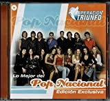 Operacion Triunfo Lo Mejor Del Pop Nacional